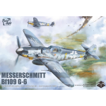 Border Model - Messerschmitt Bf 109 G-6  1/35