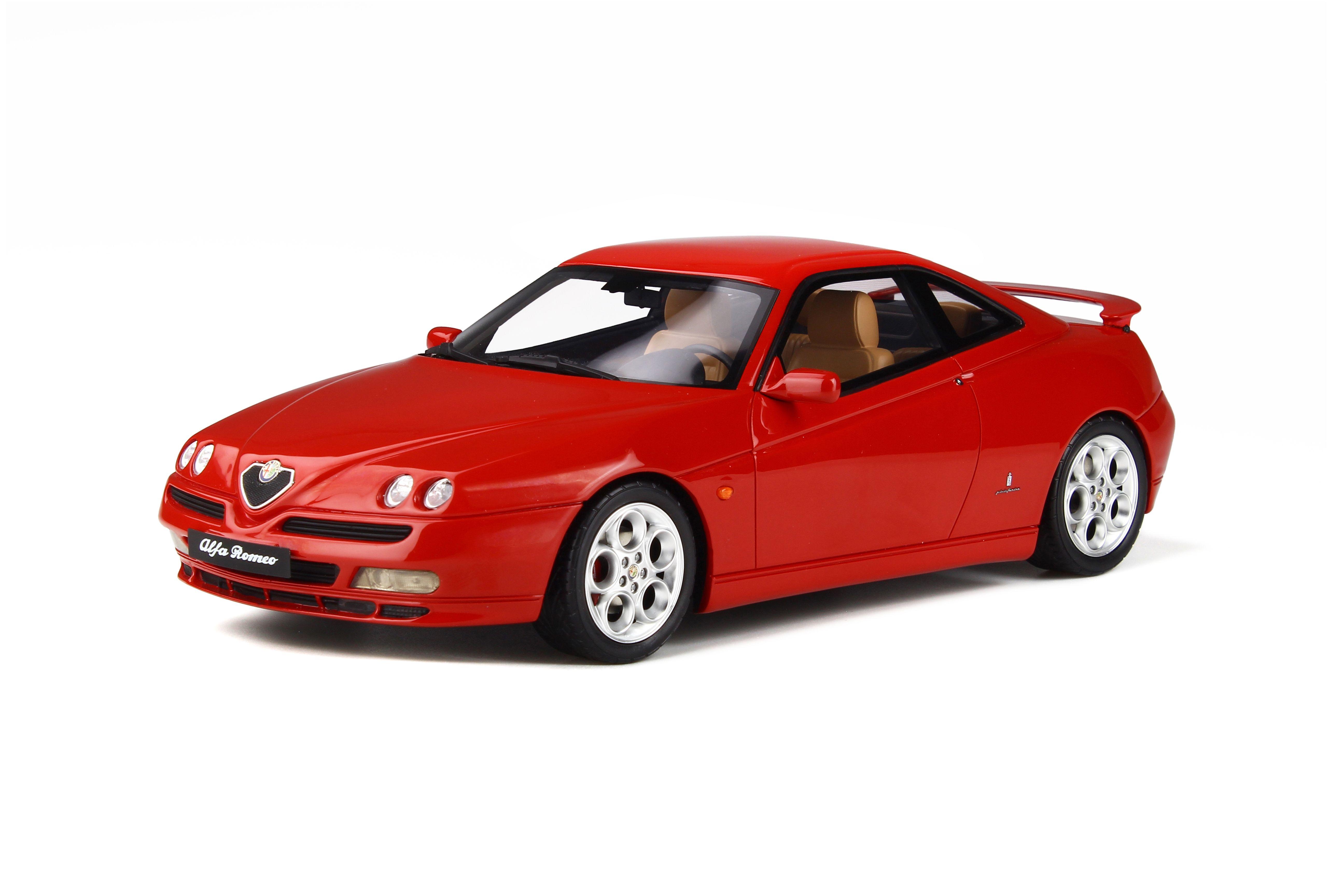 nuevo 2000 1:18 Alfa Romeo GTV v6 Otto ot335